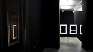 Contemporary art exhibition, Nataša Segulin, Lumen at Galerija Fotografija, Ljubljana