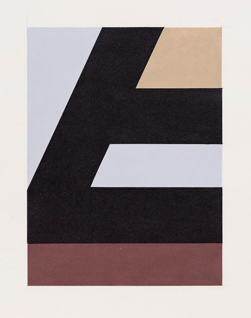 [Untitled] by Gordon Walters contemporary artwork