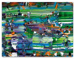 Glow Time by Michael Reafsnyder contemporary artwork