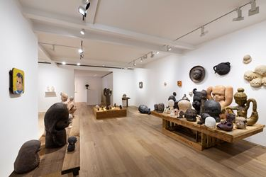 Exhibition view: Otani Workshop,Children Of, Perrotin, Seoul (23 August–22 September 2018). © Courtesy the artist & Perrotin.