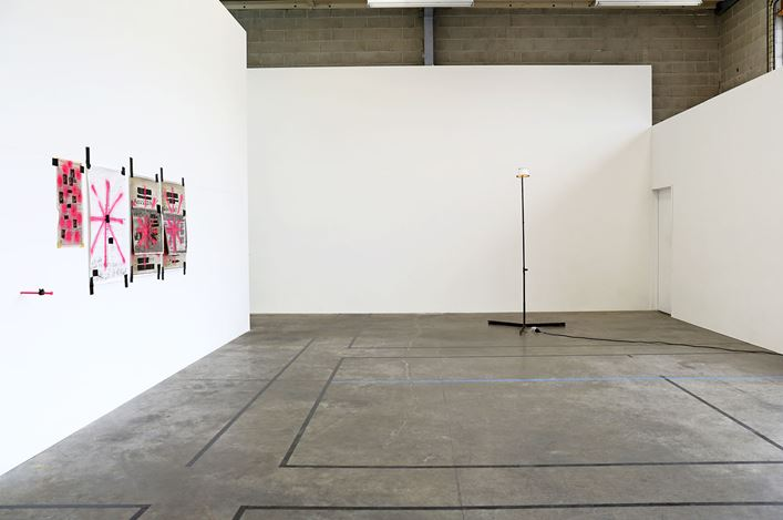 Exhibition view: et al, the uncommon good, Jonathan Smart Gallery (1–23 December 2017). Courtesy Jonathan Smart Gallery.