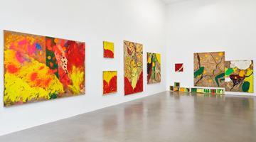 Contemporary art exhibition, Alvaro Barrington, GARVEY: SEX LOVE NURTURING FAMALAY at Sadie Coles HQ, Davies Street, London, United Kingdom