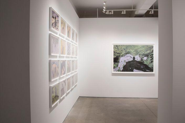 Exhibition view: Brea Souders, Vistas, Bruce Silverstein, New York (8 July–20 August 2021). Courtesy Bruce Silverstein.