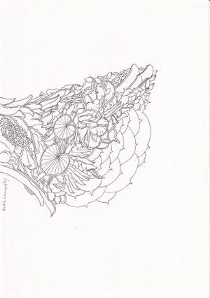 Untitled II by Chandraguptha Thenuwara contemporary artwork