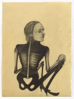 El Esperanto by Sandra Vásquez de la Horra contemporary artwork works on paper, drawing