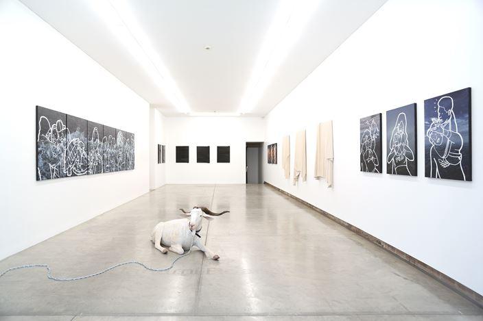 Exhibition view: Abdul Abdullah & Abdul-Rahman Abdullah, Peripheries, Yavuz Gallery, Sydney (28 November–19 December 2020). Courtesy Yavuz Gallery.