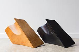 Kauri Abstract / Black Whole by Tanya Ashken contemporary artwork