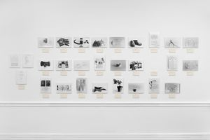 Library Science by Eleanor Antin contemporary artwork photography, print