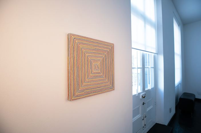 Exhibition view: //thread, THK Gallery, Cape Town (17 June–29 August 2020). Courtesy THK Gallery.