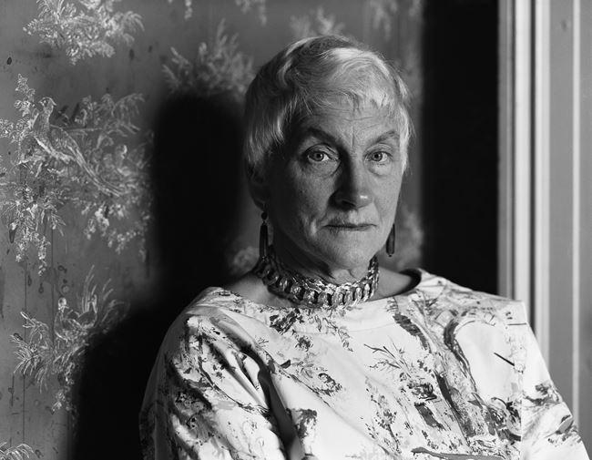 Eleonor Robertson, Edinburgh 1987 by Thomas Struth contemporary artwork