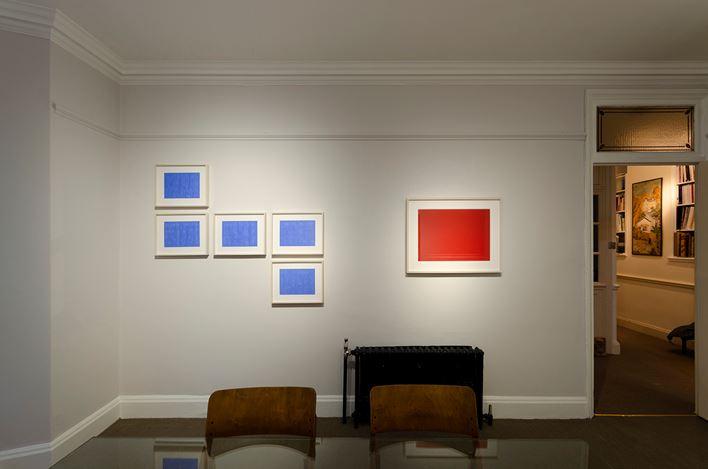 Exhibition view:Group exhibition, Joie de vivre, Bartha Contemporary, London (3 December 2019–4 January 2020). Courtesy Bartha Contemporary.
