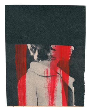 cheveux longs... cheveux courts (73) by Katrien De Blauwer contemporary artwork
