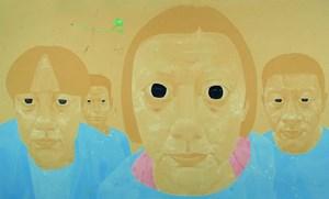 Temptation No.4 by Shen Xiaotong contemporary artwork