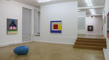 Contemporary art exhibition, Group Exhibition, visual semiotics at Bernhard Knaus Fine Art, Frankfurt