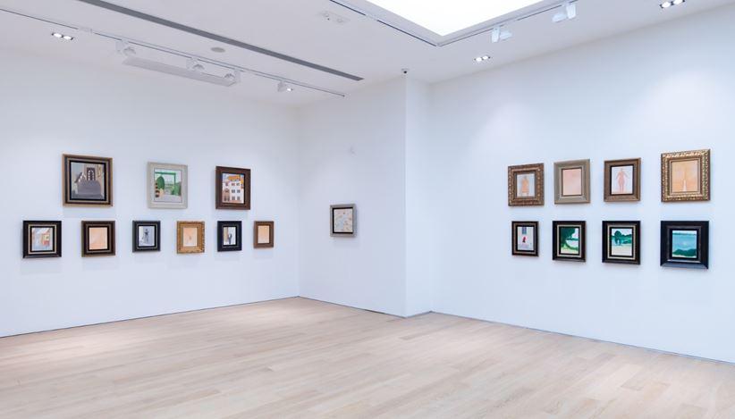 Exhibition view: Wu Yi,A Snap of Life, Tang Contemporary Art, Hong Kong (18 February–13 March 2021). Courtesy Tang Contemporary Art.