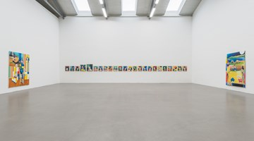 Contemporary art exhibition, Ryan Mosley, From the Verges at Galerie Eigen + Art, Leipzig
