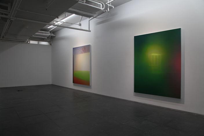 Exhibition view: Ma Sibo, Solo Exhibition,de Sarthe Gallery, Hong Kong (24 November 2018–19 January2019). Courtesy de Sarthe Gallery.