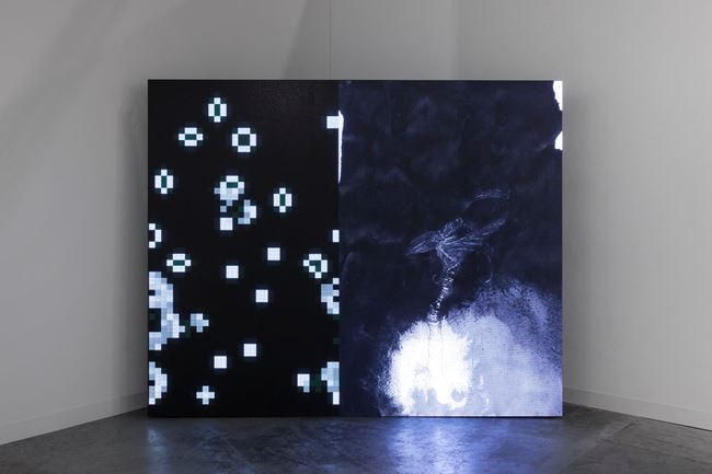 With a Rhythmic Instinction to be Able to Travel Beyond Existing Forces of Life by Philippe Parreno contemporary artwork