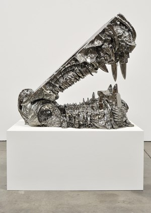 Untitled (Anvil jaws) by Joel Morrison contemporary artwork