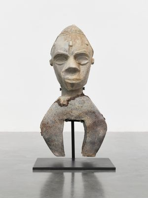 Papaw by Theaster Gates contemporary artwork sculpture