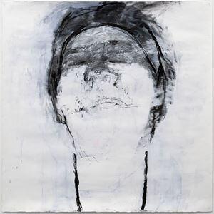 headset 3 by Kristin Stephenson (Hollis) contemporary artwork