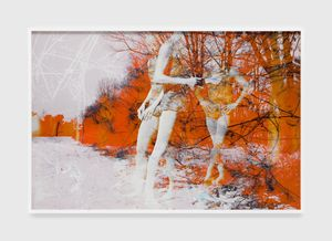 4776 by James Welling contemporary artwork