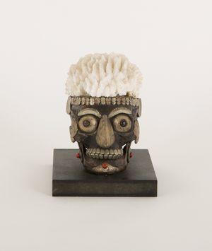 Tipeter mit Korallenhirn by Daniel Spoerri contemporary artwork
