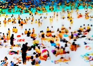 Ferragosto by Andrea Pacanowski contemporary artwork