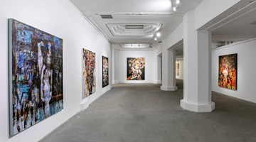 Pearl Lam Galleries contemporary art gallery in Shanghai, China