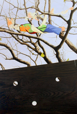 Kite by Andrew Browne contemporary artwork