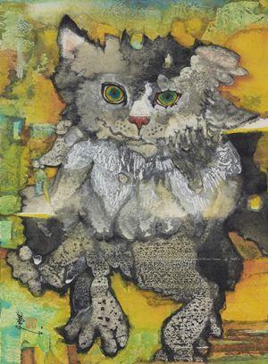 Zabi by Hanako Kunishi contemporary artwork