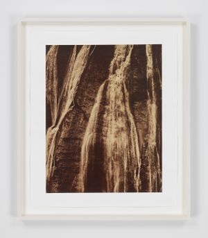 Shoshone Falls Maximally Stable Extremal Regions by Trevor Paglen contemporary artwork