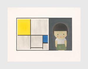 Untitled I by Liu Ye contemporary artwork
