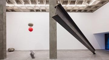 Contemporary art exhibition, Jose Dávila, Mecánica de lo inestable at OMR, Mexico City