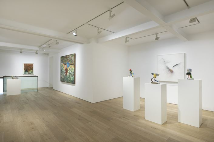 Exhibition view: Group Show, Perrotin, Seoul (24 September–26 October 2019). Courtesy Perrotin.