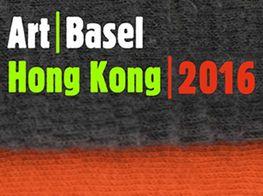 Art Basel in Hong Kong 2016