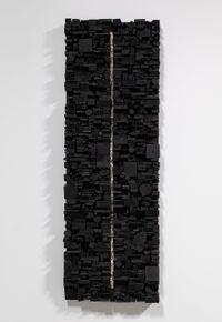 Number 295 by Leonardo Drew contemporary artwork sculpture