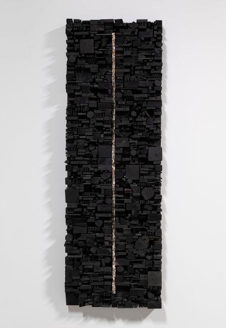 Number 295 by Leonardo Drew contemporary artwork