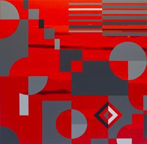 Ao-a-kura by Kelcy Taratoa contemporary artwork