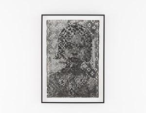Splendor & Darkness (STPI) #2 by Dinh Q. Lê contemporary artwork