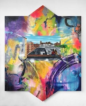 Stolen Moments by Chris Daze Ellis contemporary artwork