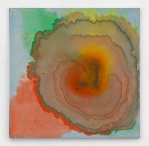 Vivian Springford,Untitled (1978). Acrylic on canvas. 183.2 x 184.2 cm. Vivian Springford © The Vivian Springford Administration. Courtesy Almine Rech. Photo: Dan Bradica.