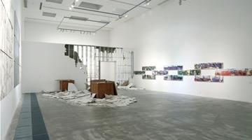 Contemporary art exhibition, Wang Youshen, Per Square Meter at ShanghART, Beijing