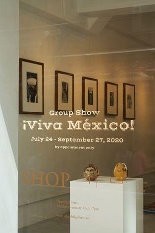 Exhibition view: Group show,¡Viva México!, SHOP Taka Ishii Gallery, Hong Kong (24 July–27 September 2020). Courtesy of SHOP Taka Ishii Gallery, Hong Kong. Photo: Anthony Kar-Long Fan.