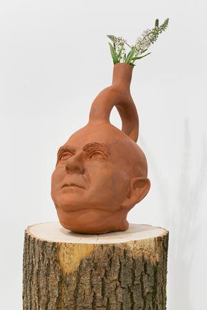 Adorno by Goshka Macuga contemporary artwork