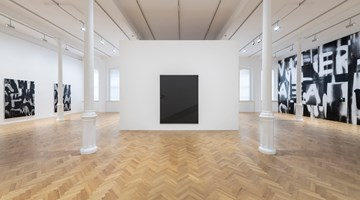Contemporary art exhibition, Adam Pendleton, Our Ideas at Pace Gallery, London, United Kingdom