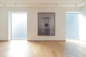 Bird and Umbrella #19 by Eun Chun contemporary artwork
