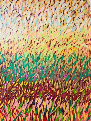 Spring by Tafadzwa Adolf Tega contemporary artwork