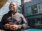 Kehinde Wiley (and His Infinity Pool) Are Ready to Spoil Artists