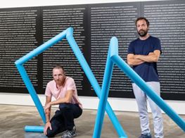 Superflex turns financial crisis into art